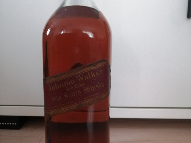 JOHNNİE WALKER REDLABEL 3,5 Litre